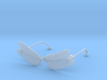 Dragonfly Sunglasses 3d printed