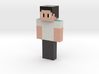 Skin_Output1557671804148 | Minecraft toy 3d printed