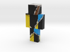 noobtime | Minecraft toy 3d printed
