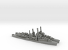 US Mahan-class Destroyer (x2) 3d printed