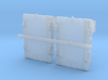 Pulsar7E Container Transport  3d printed