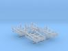 "1/100 Catapult Cradle for Single-Floatplane ""Pete"" 3d printed"