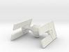 TIE Droid 1/270  3d printed