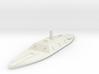 1/600 CSS Columbia 3d printed