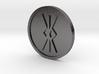 Kalk [kk] Coin (Anglo Saxon) 3d printed