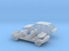 Peugeot 205 3-Türer (N 1:160) 3d printed
