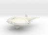 Nietszchean Battlecruiser / 7.5cm - 3in 3d printed