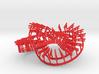 Knotty Infinite Senbon Torii 3d printed