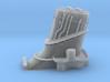 1/144 IJN Yamato Funnel 3d printed