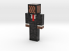 98ED4CF9-5250-433F-9EFF-6D37474100F0 | Minecraft t 3d printed