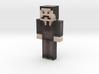 MumboJumbo | Minecraft toy 3d printed