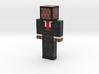 58FD360F-EFDE-4327-9A39-9EBCD6C5996E | Minecraft t 3d printed