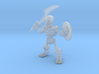 Bone Warrior 3d printed