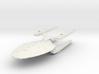 Federation Dakota Class refit II Cruiser V4 3d printed