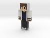 NewGast | Minecraft toy 3d printed