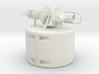 Mobilis AMR 1000 mooring buoy - 1:50 3d printed