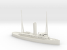 1/350 Scale 143-foot Seagoing Wooden Tug Fame 3d printed