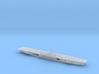 1/1800 Scale HMS Majestic 3d printed