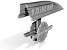 1/10 Ford Excursion Emblem Set Fenders 3d printed