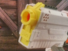 Modulus Muzzle Attachment Plate for Nerf Kronos 3d printed