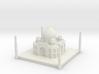 Taj Mahal 1/1250 3d printed