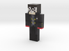 diredire | Minecraft toy 3d printed