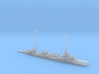 1/2400 Scale USS Omaha CL-4 1941 3d printed