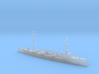 1/2400 Scale USS Chester CS-1 Scout Cruiser 3d printed