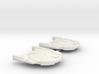 3788 Scale Andromedan Viper Frigates (2) SRZ 3d printed