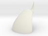 Beast Horn 3d printed
