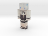 AsukaX | Minecraft toy 3d printed