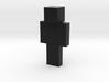 5E6966FB-FDB2-45E6-A032-DC08A4EF79DF | Minecraft t 3d printed