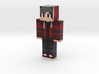 s_k_i_n | Minecraft toy 3d printed
