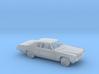 1/87 1971 Chevrolet Impala Custom Coupe Kit 3d printed