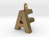AF pendant top 3d printed