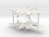 1/285 (6mm) Beechcraft XA-38 Greezly (x2)  3d printed