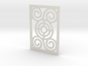 rectangle voronoi 140100003 3d printed