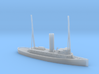 1/700 Scale 143-foot Seagoing Wooden Tug Fame 3d printed