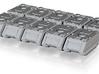 1:144 M113 APC MTW set of 10 3d printed