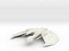Klingon Raider Class AssaultRaider big 3d printed