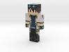 Dan the Nexus Scientist   Minecraft toy 3d printed