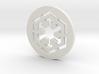 Sith Symbol 3d printed