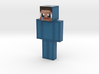 Iqnoring | Minecraft toy 3d printed