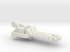 Chainsaw Blade for Blowpipe / Caliburst 3d printed