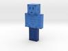Tinarg | Minecraft toy 3d printed