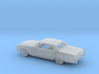 1/160 1966 Cadillac DeVille Coupe Kit 3d printed
