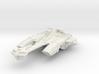 """Klingon N'Par Class AssaultCruiser 4.2"""" 3d printed"""