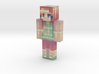 lelion10   Minecraft toy 3d printed