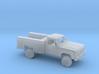 1/160 1991-93 Dodge Ram Reg Cab Utility Bed Kit 3d printed