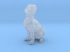 Anthropomorphic female light armor dog taur 1(HSD  3d printed